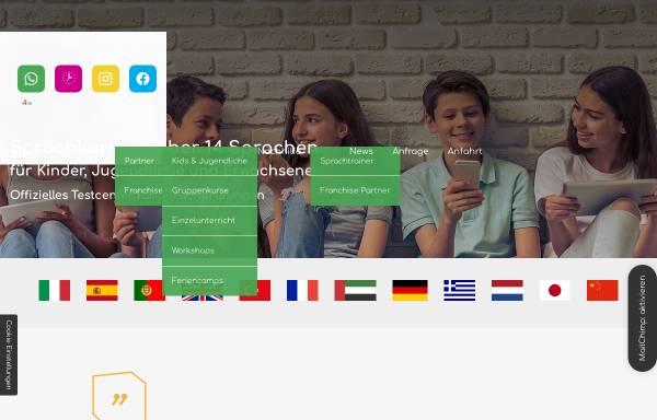 Vorschau von www.polyglot-kids.com, polyglot KIDS