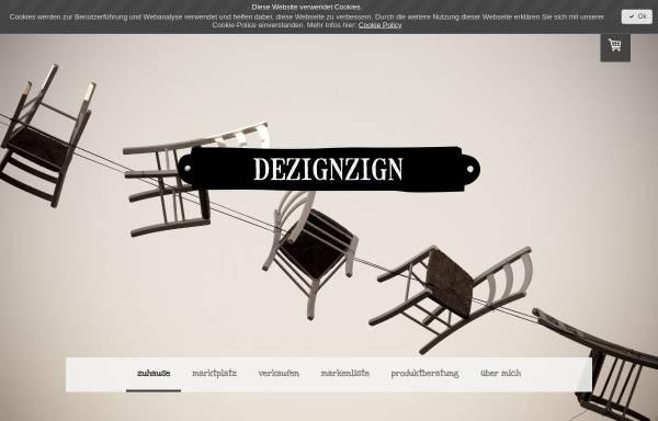 Vorschau von www.dezignzign.com, dezignzign