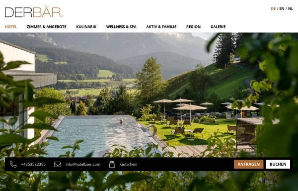 Vorschau von www.hotelbaer.com, Hotel