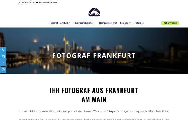 Vorschau von main-focus.de, Main Focus Fotografie