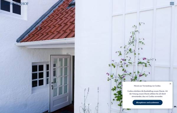 Vorschau: Gästehaus Der Weberhof