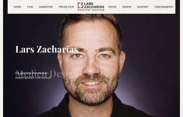 Vorschau von larszacharias.de, Lars Zacharias Video&Audio Design GmbH