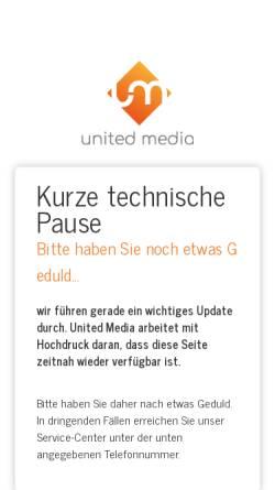 Vorschau der mobilen Webseite www.anwalt-bot.de, Kanzlei Kolodziej