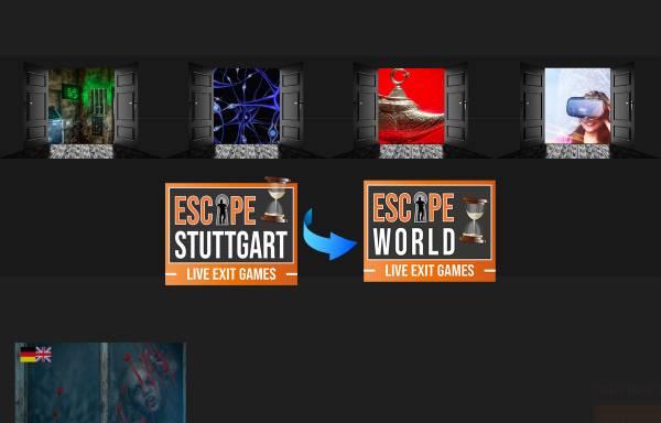 Vorschau von www.escape-stuttgart.de, Escape Stuttgart GmbH