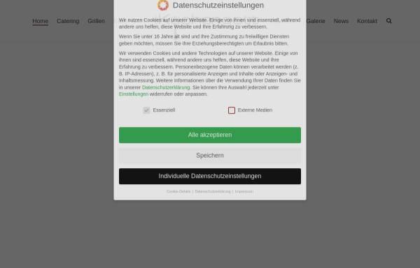 Vorschau von www.partyservice-catering-harburg.de, Der Küchengott - Dirk Schäfer
