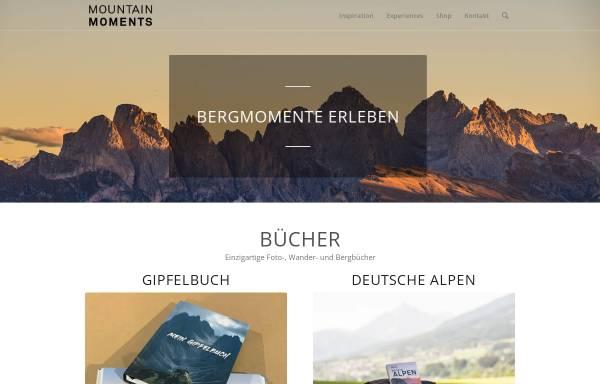 Vorschau von www.mountainmoments.de, Mountain Moments