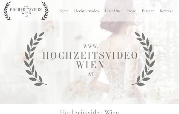 Vorschau von hochzeitsvideowien.at, Hochzeitsvideo Wien