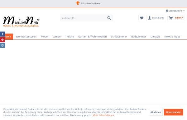Vorschau von www.michaelnoll.de, Michael & Philipp Noll OHG