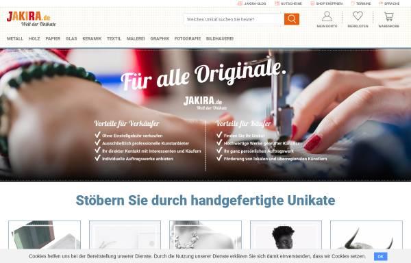 Vorschau von jakira.de, JAKIRA GmbH & Co. KG