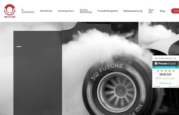 Vorschau von www.3wfuture.de, 3W FUTURE GmbH & Co. KG