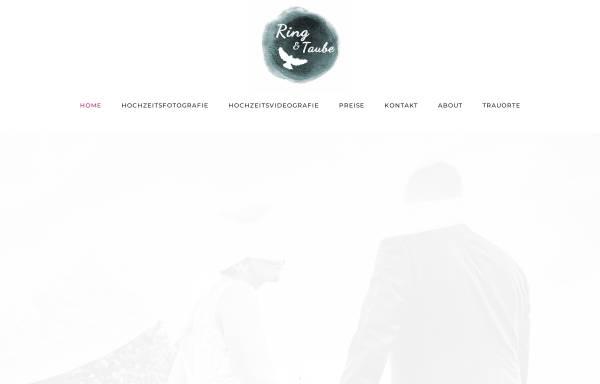 Vorschau von www.ringundtaube.de, Ring und Taube - Simon Heydorn Photography