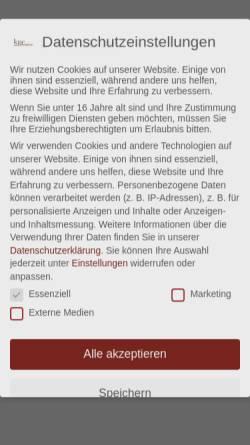 Vorschau der mobilen Webseite www.kpcimmobilien.de, KPC Immobilien GmbH
