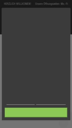 Vorschau der mobilen Webseite active-kosmetik.de, Active Kosmetik