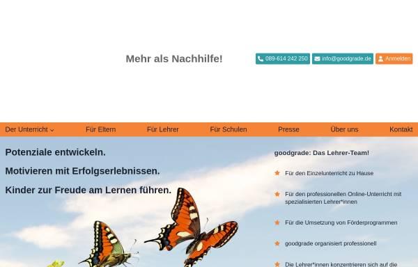 Vorschau von www.goodgrade.de, goodgrade GmbH & Co. KG