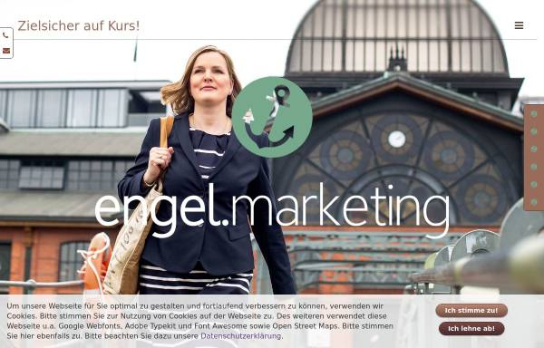 Vorschau von www.engel.marketing, engel.marketing - Marketingberatung