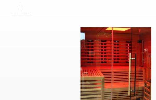 Vorschau von www.voss-infrarot.de, Voss Infrarot