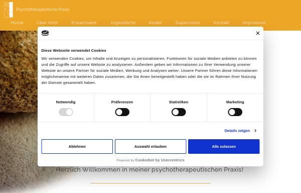 Vorschau von www.anne-lintner.at, Psychotherapie Anne Lintner