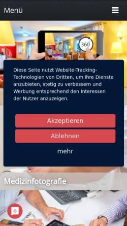 Vorschau der mobilen Webseite www.fotopxl.de, FOTOPXL - Sebastian Schwarz