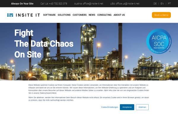 Vorschau von www.insite-it.net, INSITE IT GmbH