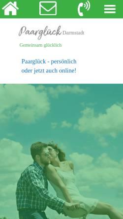 Vorschau der mobilen Webseite www.ehe-und-paartherapie.de, Paarglück - Thorsten Gewes