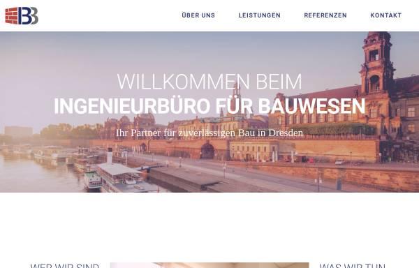 Vorschau von www.ibb-buechner.de, Ingenieurbüro für Bauwesen Dipl.-Ing. Claudia Büchner (FH)