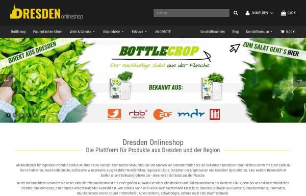 Vorschau: Dresden Onlineshop - RE Handels GmbH