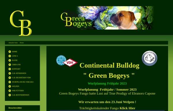Vorschau von www.bulldog-bogeys.net, Bulldog-Bogeys