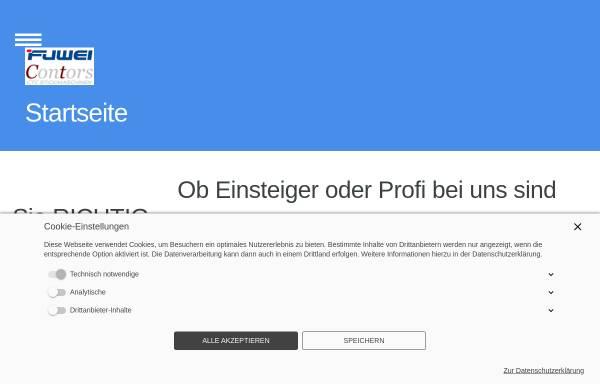 Vorschau von ctc-stickmaschinen.de, CTC Stickmaschine - Contors Einkaufsgesellschaft GbR