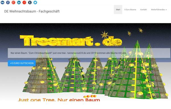 Vorschau: Treemart - Sven-Kraske e.K.