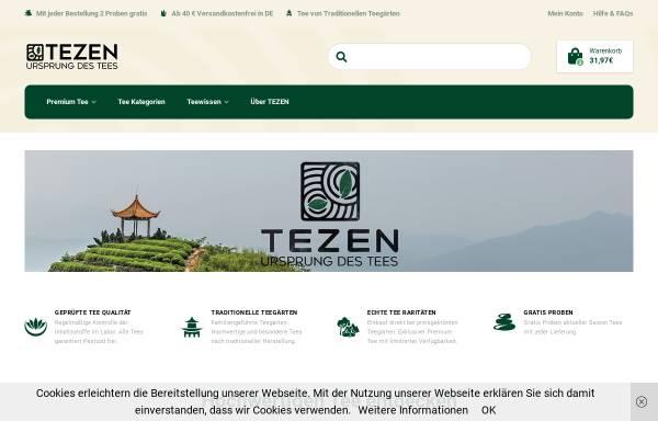 Vorschau von tezen.eu, TEZEN / Elena Westermeier