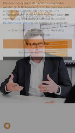 Vorschau der mobilen Webseite www.persoenlichkeits-werkstatt.de, Persönlichkeitswerkstatt Dieter Schnaubelt