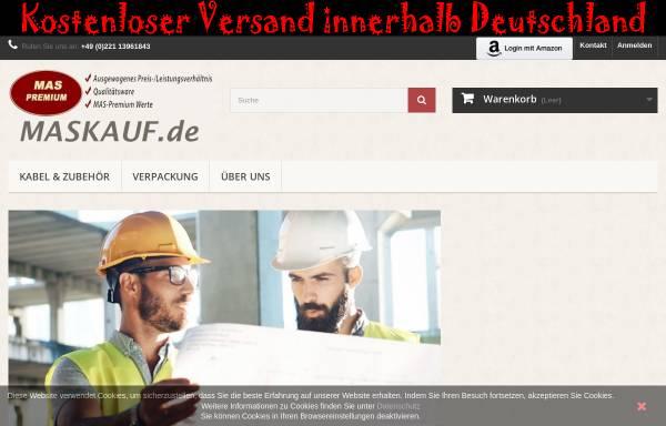 Vorschau von maskauf.de, Maskauf - Maja Zeitlin