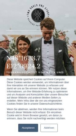 Vorschau der mobilen Webseite timschneider.eu, Hochzeitsfotograf Tim Schneider