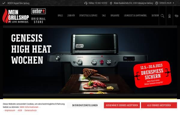 Vorschau von www.meingrillshop.at, Mein Grillshop