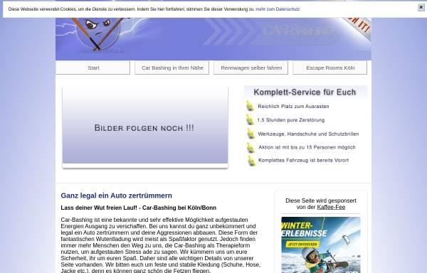 Vorschau von www.carbashing.com, CarBashing - Autoverwertung Nitschke
