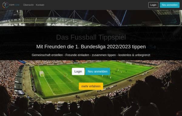 Vorschau von www.tippcom.net, Tippcom - SAW Dev - Software- & Webdevelopment