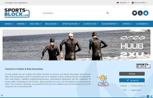Vorschau von www.sports-block.com, Sport Block