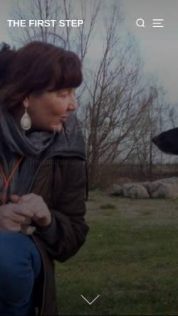 Vorschau der mobilen Webseite www.thefirststep.de, the first step - Dip.Soz.Päd. Anette Hofmann