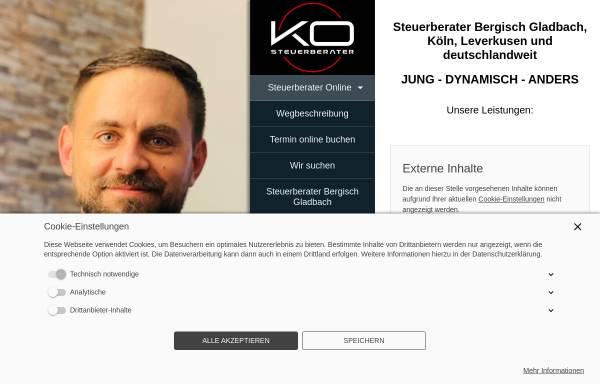 Vorschau von www.buchhalter-online.com, Buchhalter Online