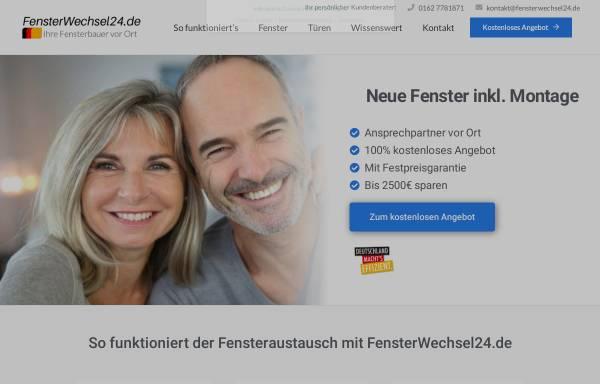 Vorschau von fensterwechsel24.de, FensterWechsel24.de