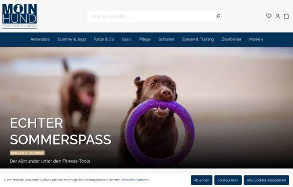 Vorschau von www.moin-hund.de, Moin Hund