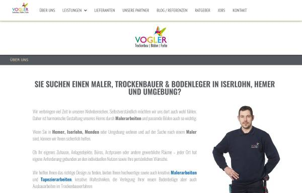 Vorschau von www.raumwerk-vogler.de, RAUMWERK VOGLER