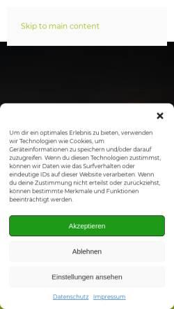 Vorschau der mobilen Webseite www.gebaeudereinigung-kugel.berlin, Gebäudereinigung Kugel