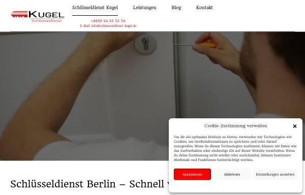 Vorschau von www.schluesseldienst-kugel.de, Schlüsseldienst Kugel