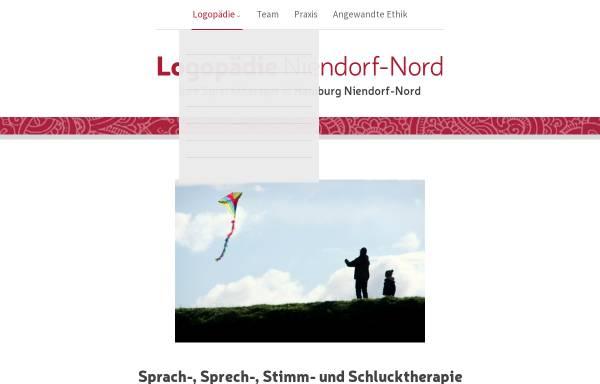 Vorschau von www.logopaedie-niendorf-nord.de, Logopädie Niendorf Nord