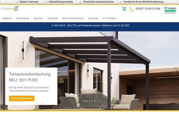 Vorschau von www.glasprofi24.de, Glasprofi24 GmbH