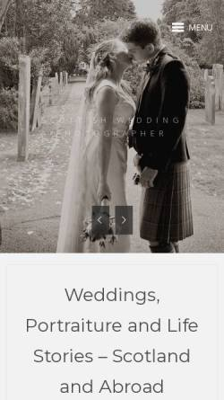 Vorschau der mobilen Webseite www.bbtomas.com, Bbtomas Photography