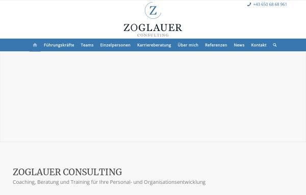 Vorschau von www.zoglauer-consulting.at, Zoglauer Consulting