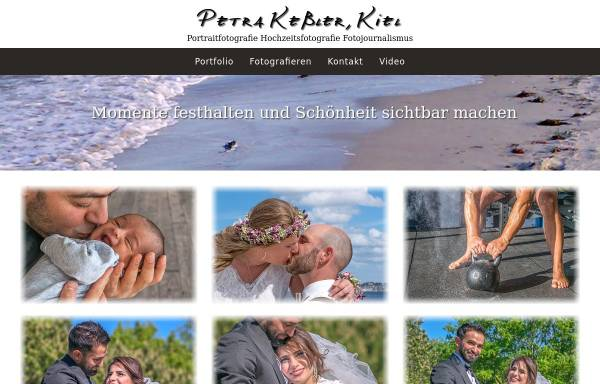 Vorschau von www.petrakesslerkiel.de, Fotojournalistin Petra Keßler