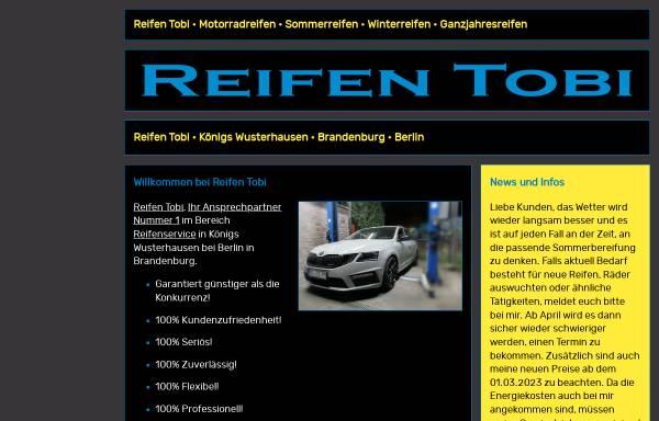 Vorschau von www.reifen-tobi.de, Reifen Tobi